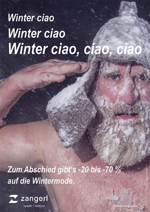 Winter ciao